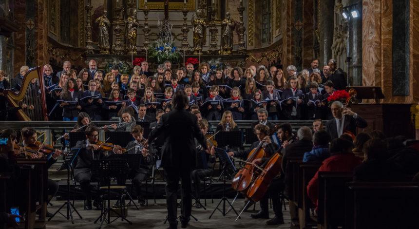 CONCERTO DI NATALE DELL' ISTITUTO DI MUSICA G. VERDI